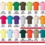 日本 United Athle 5.6 oz 短袖領口強化純棉素面T-shirt / 素T / 素t  棉t
