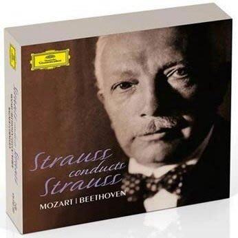 理查史特勞斯指揮作品錄音 / 低價7CD盒 Strauss Conducts Strauss (Budget Box) --- 4792703
