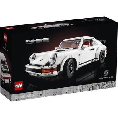 LEGO 10295 樂高 保時捷 911 Porsche 911 Turbo  (全新未拆)盒損