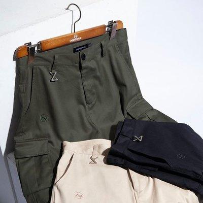 【車庫服飾】UNDER PEACE  BASIC / CARGO SHORT PANTS 短褲 Z字扣環 機能口袋短褲