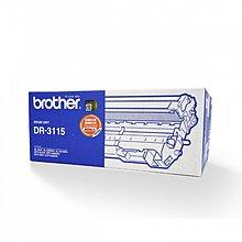 麗康墨盒 Brother DR-3115 全新原裝打印鼓組件 (for TN-3145,TN-3185) 香港行貨保養 5240/5270dn/8460D