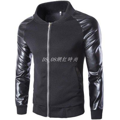 DS_08網紅時尚男外套夾克classic man slim casual jackets coat men's blazers