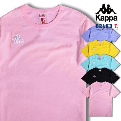【Brand T】正品公司貨 KAPPA x DD52 LOGO TEE 菱格世代 聯名 短袖 T恤 短T 5色