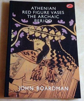 雅典古風時期的紅色雕像花瓶藝術Athenian Red Figure Vases The Archaic Period