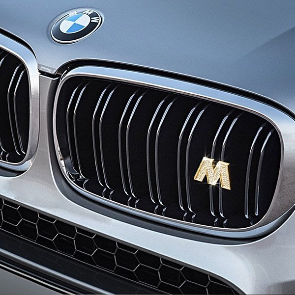 ﹝柒號車酷﹞專用於BMW 中網標裝飾改裝