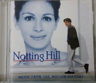 {夏荷美學生活小舖}二手CD 新娘百分百電影原聲帶 Notting Hill