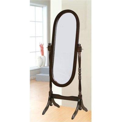 【家具先生】143-BR 《溫莎英倫》實木穿衣鏡