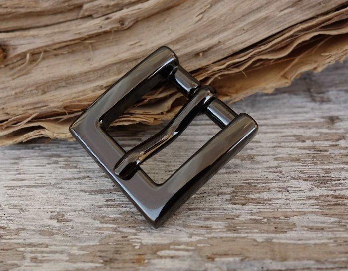 皮帶頭 皮帶扣 老約翰 內徑15MM 1入 皮雕工具 皮雕材料 皮藝 皮革 皮帶 拼布材料