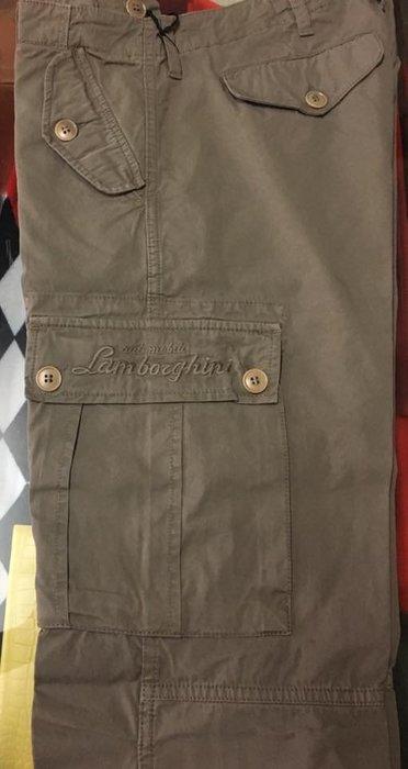 Lamborghini工作褲~最後一件尺寸30現貨促銷!