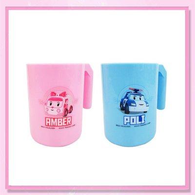 <益嬰房>POLI救援小隊 牙刷杯(300ml)(波力/安寶) 漱口杯 1入