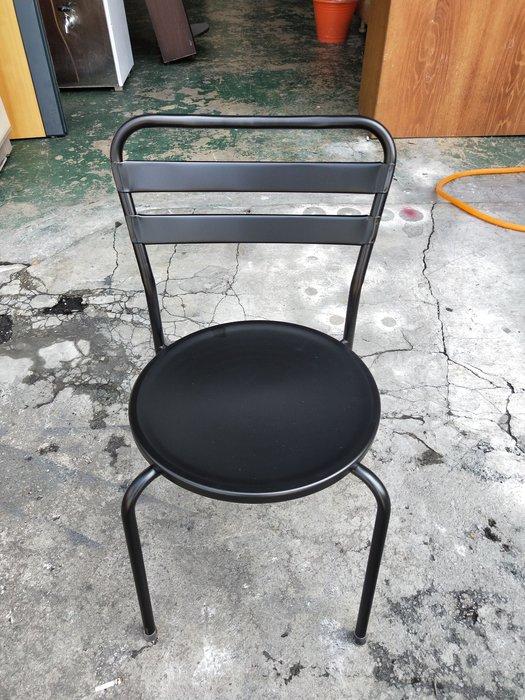非凡二手家具 黑色 冰淇淋椅*洽談椅*麻將椅*辦公椅*接待椅*電腦椅*化妝椅*房間椅*沙發椅*咖啡椅*木椅