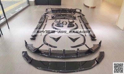 SPY國際 Lamborghini Urus Top  樣式 碳纖維套件