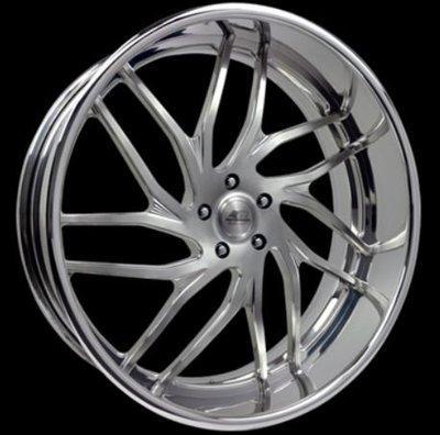 DJD19061502 進口精美鋁圈 - BLVD93 20-26吋 依當月報價為準