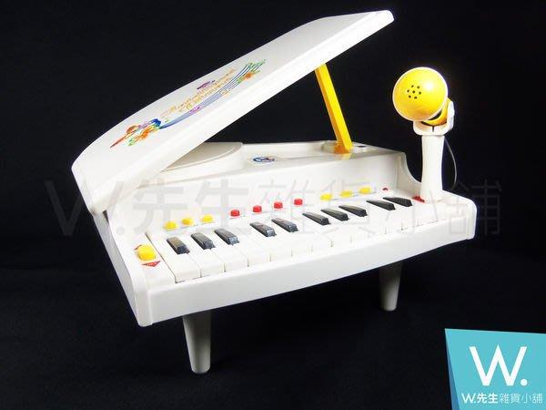 【W先生】兒童鋼琴24鍵/兒童電子琴