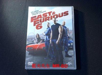 [DVD] - 玩命關頭6 Fast & Furious 6 ( 傳訊正版 )