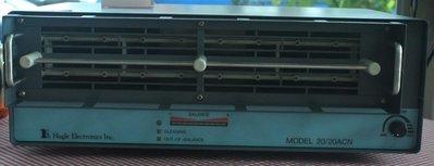 行家馬克 工控 工業設備 HUGLE ELECTRONCS INC MODEL 20/20ACN 靜電消除器