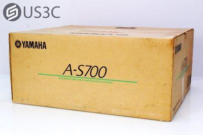 【US3C】【全新未拆】功學社公司貨 YAMAHA-S700 Hi-Fi 2聲道綜合擴大機 高動態功率低抗阻區動相容