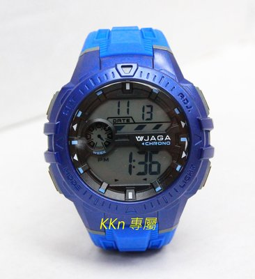 KKn a50_030500 JAGA M1171 流行時尚手錶