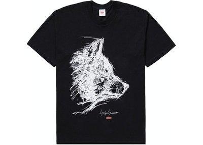 【日貨代購CITY】2020AW Supreme yohji yamamoto scribble wolf 狼 現貨