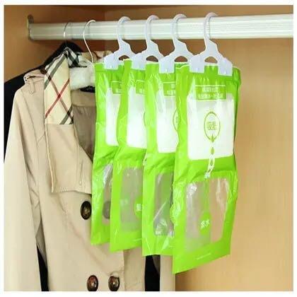 大容量可掛式衣櫃除濕乾燥劑 防霉吸濕乾燥包 除濕袋
