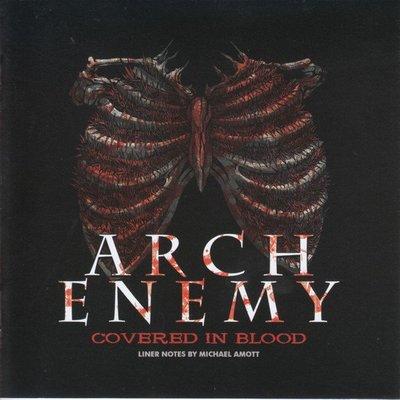 【搖滾帝國】ARCH ENEMY/Covered In Blood