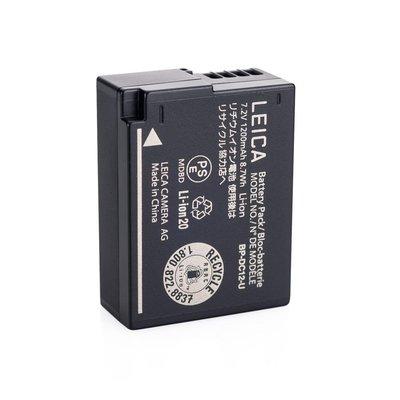 全新 Leica BP-DC12 原廠鋰電池【 完整盒裝 】 同 DMW-BLC12E