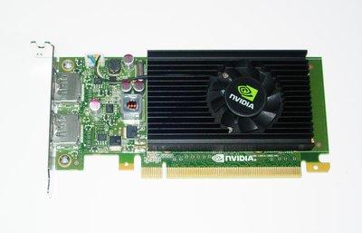 【大媽電腦】NVIDIA NVS 310 顯示卡 512MB 雙DP 短擋板 678929-002 707252-001