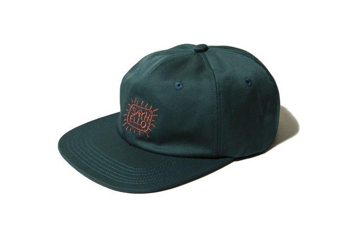 "[ LAB Taipei ]  SAYHELLO "" MICROSCOPIC B.B CAP "" (Green)"