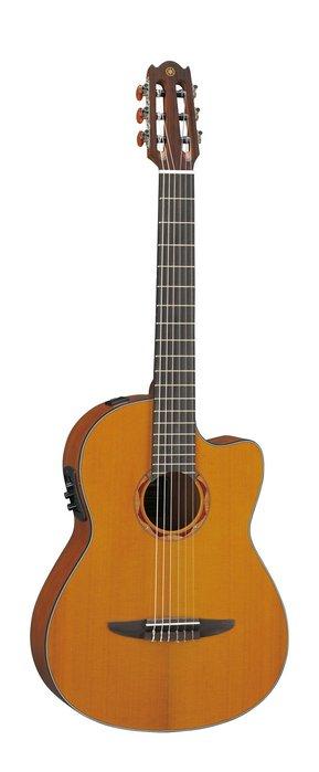 造韻樂器音響- JU-MUSIC - 全新 YAMAHA NCX700C 古典吉他