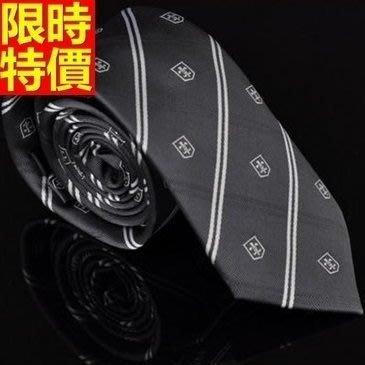 領帶 桑蠶絲男配件-時尚年輕商務紳士手打領帶66ae17[獨家進口][巴黎精品]