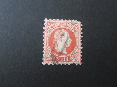 【雲品】奧地利Austria offices in Turkey 1867 Sc 3 FU 庫號#73126