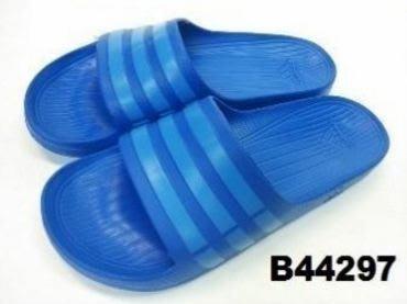 宏亮含稅附發票 ADIDAS 愛迪達 拖鞋 尺寸US4-5 一體成型 防水 Duramo Slide B44297 桃園市