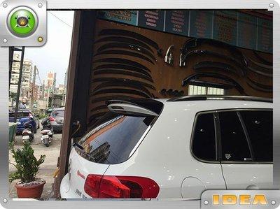 泰山美研社Y4242 VW Tiguan AT尾翼 國外進口品 2011