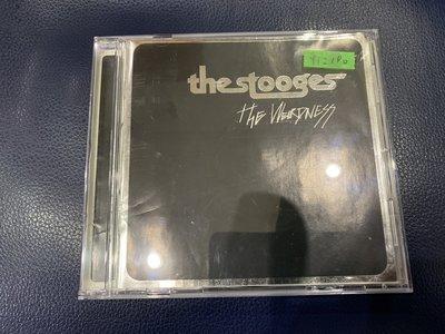 *還有唱片行*STOOGES / THE WEIRDNESS 二手 Y12190