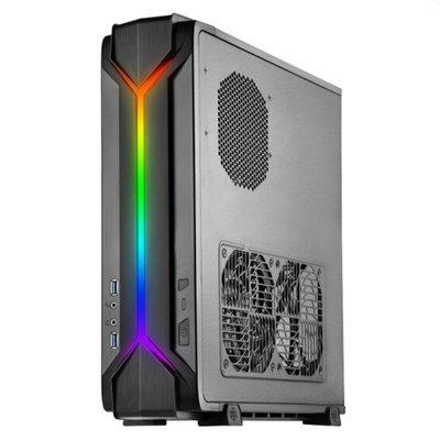 迷你機殼Silverstone/銀欣RVZ03- ARGB版小烏鴉3 HTPC ITX機箱支持大電源