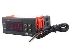 STC-1000數字溫度控制器 110-220VAC 簡易包裝