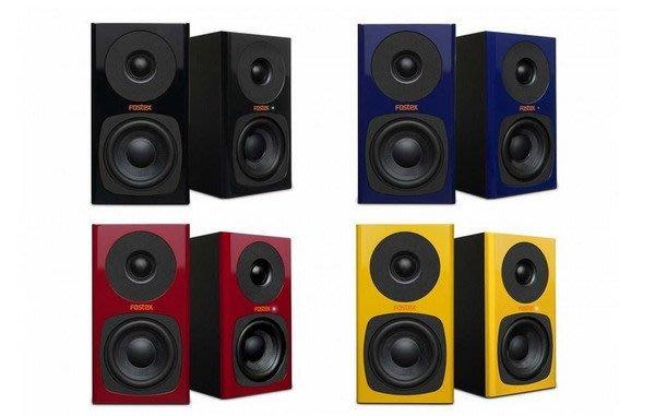 ☆ 唐尼樂器︵☆全新總代理原廠公司貨 FOSTEX PA3/ PA-3 主動式監聽喇叭