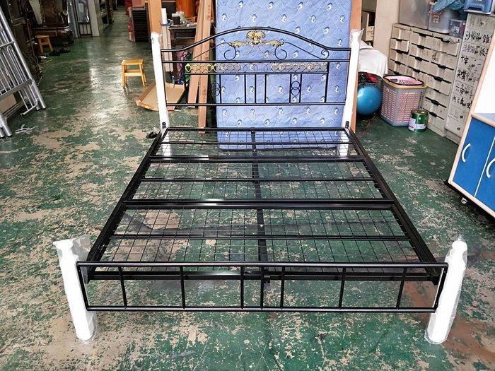非凡二手家具全新 麗莎5尺床架*5x6.2尺*床架*床底*雙人床*寢具*床組*床箱