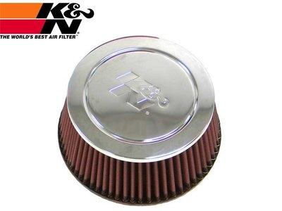 【Power Parts】K&N 高流量原廠交換型空氣濾芯 E-2232 BMW 318CI 2001-2005