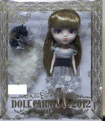 全新 JUN PLANNING PULLIP 迷你普利普 LP-432 RCHE DOLL CARNIVAL 2012