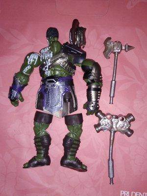 Marvel legends SELECT neca DC Universe BAF Gladiator Hulk