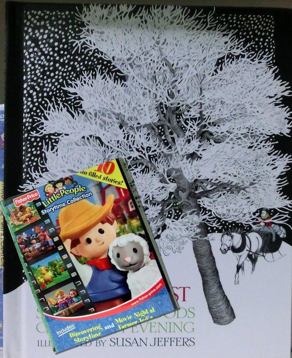 【白色聖誕DVD】小pen~Little People storytime Collection給小小孩的10個故事