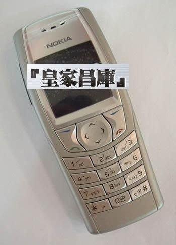 『皇家昌庫』Nokia 6610 昇級版6610i 車用座機 賓士 福斯 S40系統 只要2490元 全省保固1年