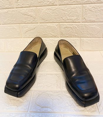 💄Chanel復古學生增高鞋 size:39 (2F103106.7)