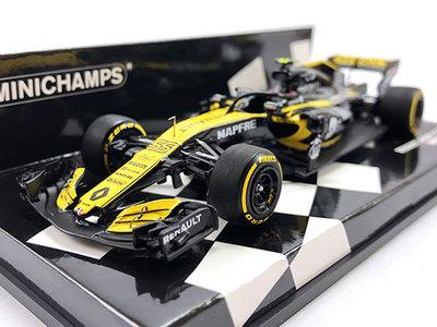 【秉田屋】現貨 Minichamps Renault Sport R.S.18 RS18 No.55 2018 1/43