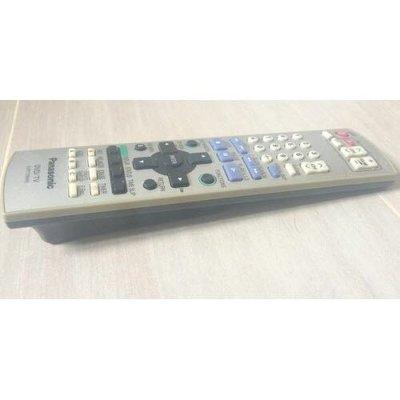 【Panasonic】DVD / TV Remote Controller 遙控器 EUR 7720KNO {95%新}
