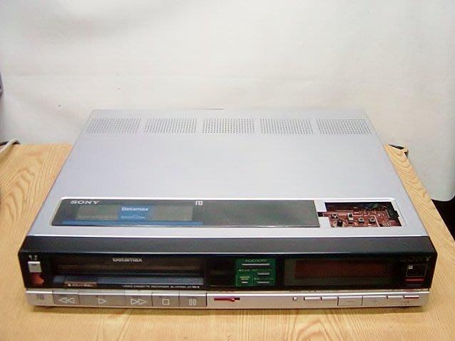 @【小劉2手家電】 SONY BETA錄放影機,SL-HFR30型,日本製,畫質超清楚,壞機可修/抵!