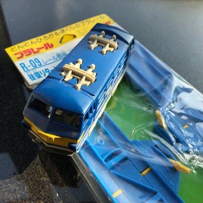 Plarail 絕罕 1976昭和51年 made in Japan 自動往復 EF66電氣機關車 已試運作良好 連新軌