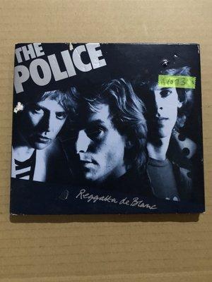 *還有唱片二館*THE POLICE 二手 A1073 (封面底破.下標幫結)