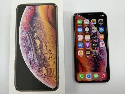 (台中手機GO) Apple iPhone XS 256GB ~盒裝9成9新中古機
